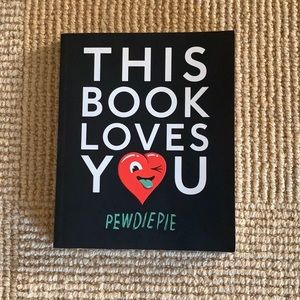 "Pewdiepie ""This Book Loves You"""